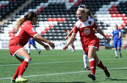 Bristol Academy Learn Champions League Opponents