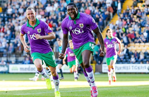 Bristol City's Return To Purple And Lime!