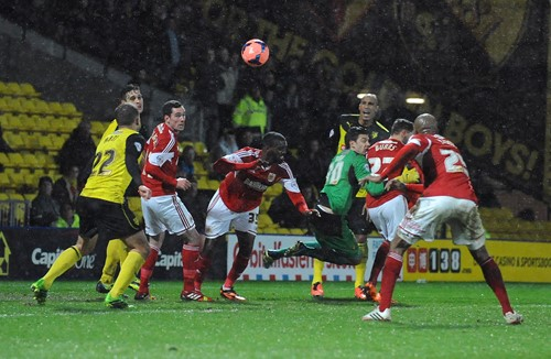 Report: Watford 2-0 Bristol City