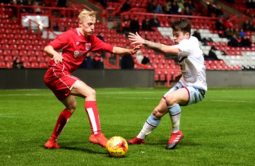 Report: Bristol City U23s 6-1 Newport County U23s