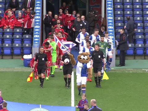 Highlights: Blackburn Rovers 1-1 Bristol City