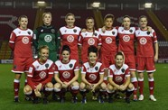 Vixens Climb Five Places In European Rankings