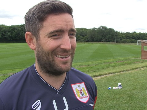 Video: Lee Johnson - First Day Back