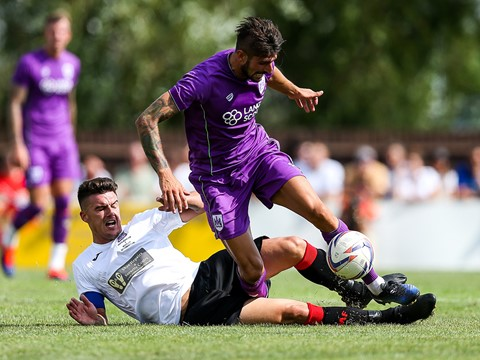 Highlights: Bristol Manor Farm 0-11 Bristol City