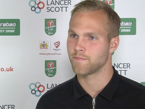 Video: Gustav Engvall Pre-Plymouth Argyle home