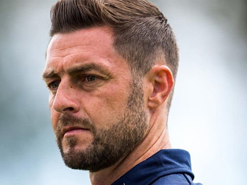 Audio: Jamie McAllister Pre-Plymouth Argyle press conference