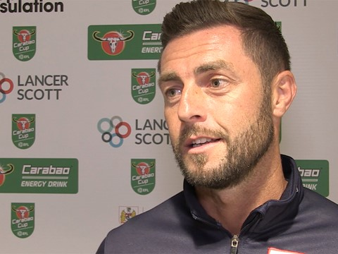 Video: Jamie McAllister Post-Plymouth