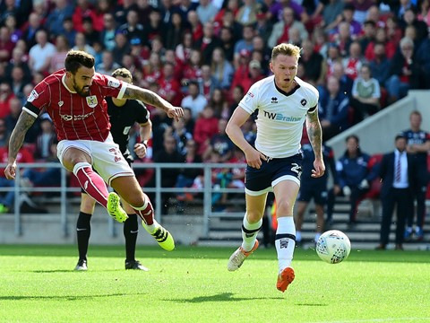 Action: Bristol City 0-0 Millwall