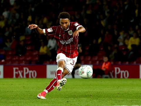 Goals: Watford 2-3 Bristol City