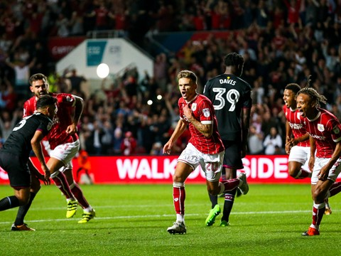 Goals: Bristol City 1-1 Aston Villa