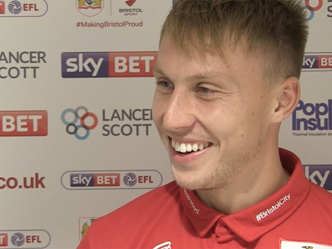 Video: Cauley Woodrow Post-Derby County home