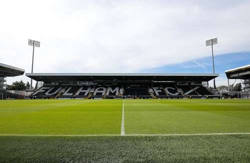 Fulham away sold out