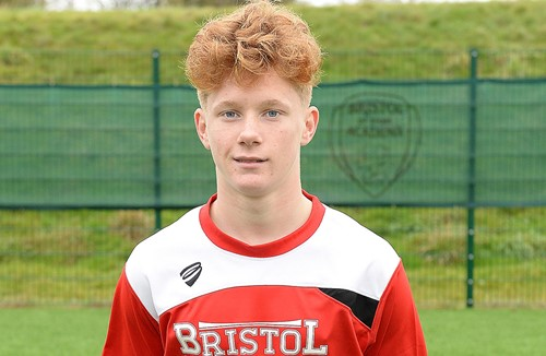 Academy player Pearson earns first international call-up