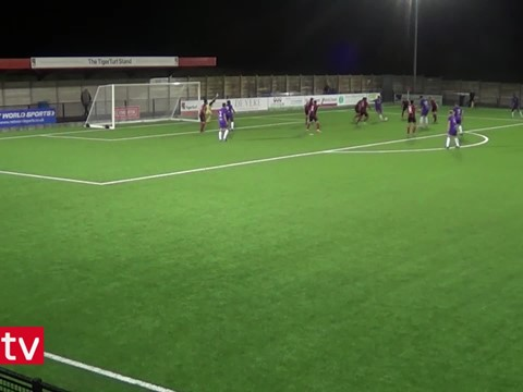 Highlights: Cirencester Town 1-2 Bristol City Under-23s