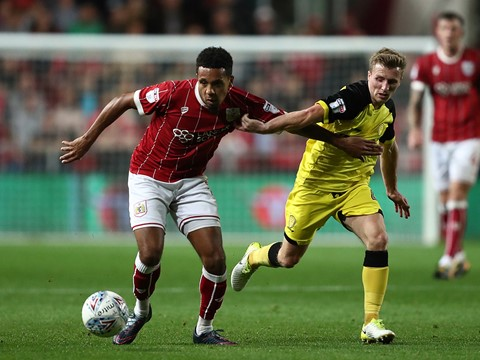 Action: Bristol City 0-0 Burton Albion
