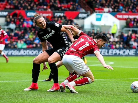 Goals: Bristol City 0-3 Leeds United