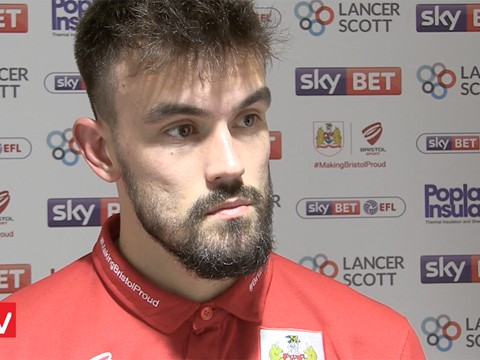 Video: Marlon Pack Post-Leeds United home