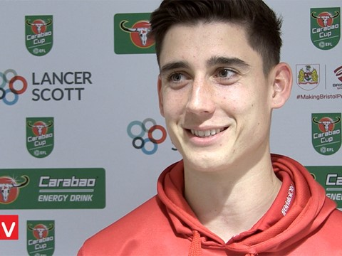 Video: Callum O'Dowda Post-Crystal Palace home
