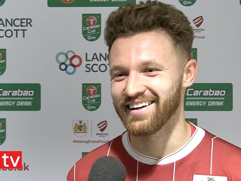 Video: Matty Taylor Post-Crystal Palace home
