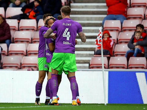 Goals: Sunderland 1-2 Bristol City