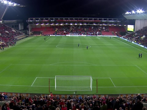 Full 90: Bristol City 4-1 Crystal Palace