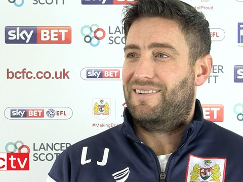 Video: Lee Johnson Pre-Cardiff City home
