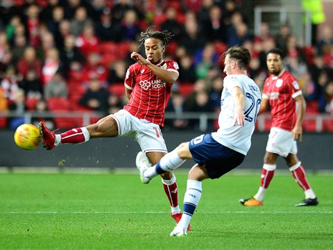 Extended: Bristol City 1-2 Preston North End