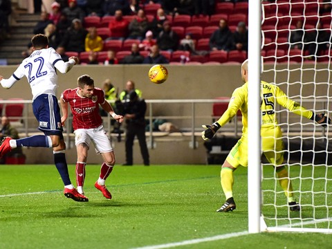Extended: Bristol City 2-1 Middlesbrough