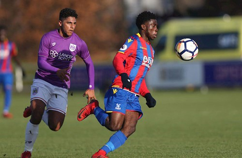 Report: Crystal Palace U23s 4-0 Bristol City U23s