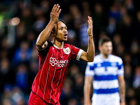 Goals: QPR 1-1 Bristol City