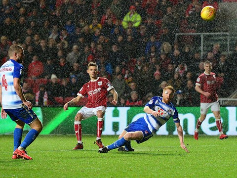 Goals: Bristol City 2-0 Reading