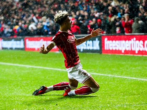 Extended: Bristol City 2-0 Reading