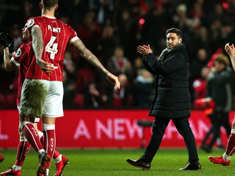 Audio: Lee Johnson Post Manchester City home press conference