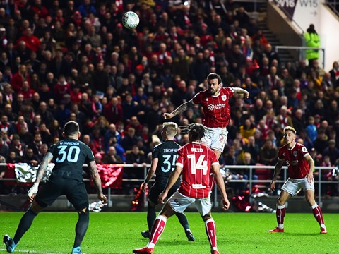 Second Half: Bristol City 2-3 Manchester City (SFL2)