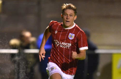 Andrews heads to Cheltenham on loan