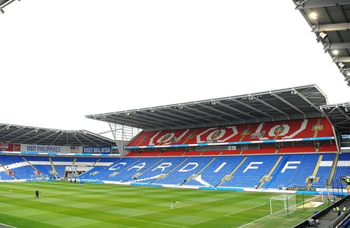 Cardiff away sold out reminder