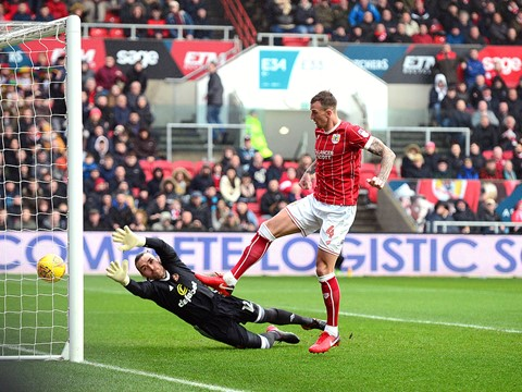 Goals: Bristol City 3-3 Sunderland