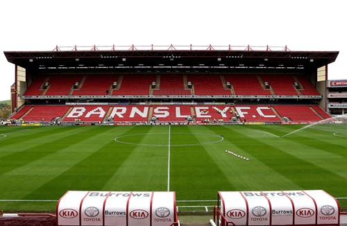 Show your support at Oakwell