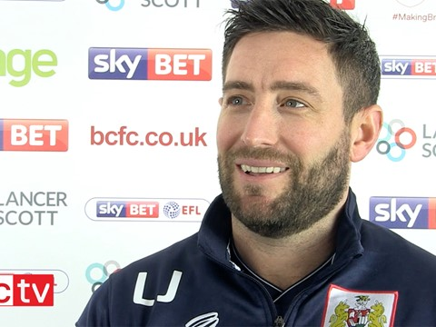Video: Lee Johnson Pre-Cardiff City away