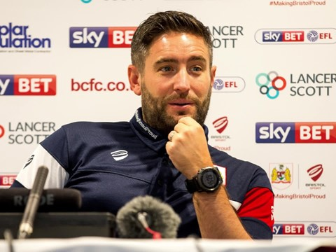 Audio: Lee Johnson Pre-Sheffield Wednesday press conference