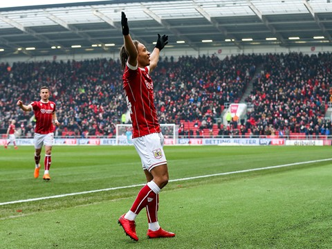 Extended: Bristol City 4-0 Sheffield Wednesday