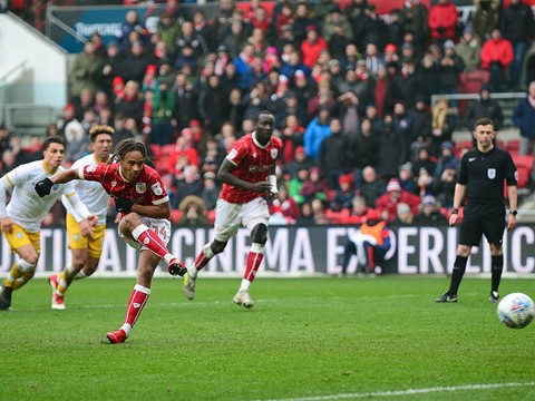 Goals: Bristol City 4-0 Sheffield Wednesday