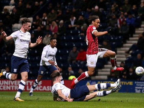 Extended: Preston North End 2-1 Bristol City