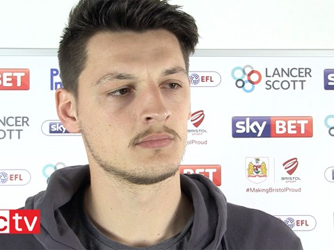 Video: Milan Djuric Pre-Ipswich Town home