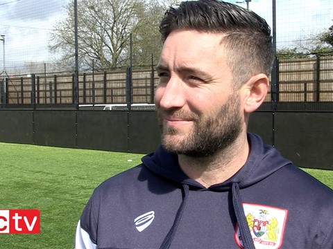 Video: Lee Johnson Pre-Millwall away