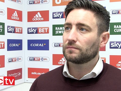 Video: Lee Johnson Post-Middlesbrough away