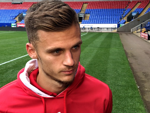 Video: Jamie Paterson Post-Bolton Wanderers away