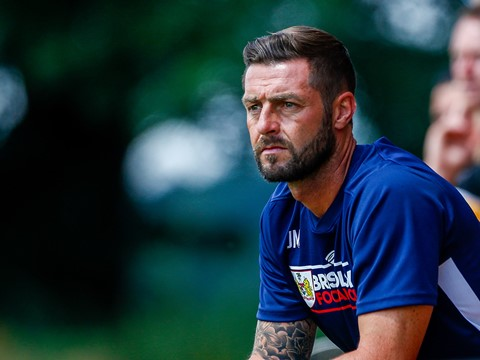 Video: Jamie McAllister Pre-Millwall away