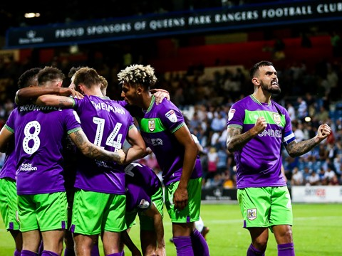 Highlights: QPR 0-3 Bristol City
