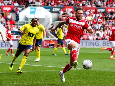 Full 90: Bristol City 4-1 Blackburn Rovers